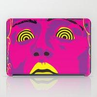 medusa iPad Cases featuring Medusa by Mario Sayavedra