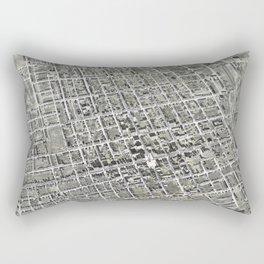 Allentown - Pennsylvania - 1901 Rectangular Pillow