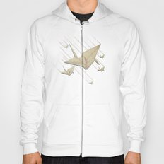 In 2012 Cranes Are Coming. Hoody