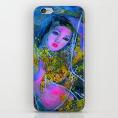 RUSALKA iPhone & iPod Skin