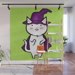 I Is Here For Treats Wall Mural