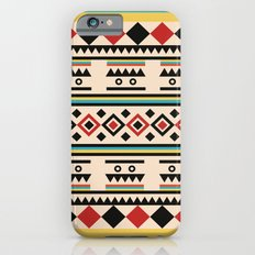TRIBAL PATTERN iPhone 6s Slim Case