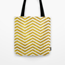 Golden obsession Tote Bag