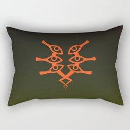 Mark of Grima Rectangular Pillow