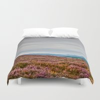 scotland Duvet Covers featuring Scotland by janisratnieks