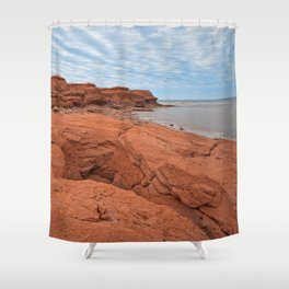 PEI North Cape Shower Curtain