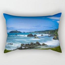 Luffenholtz Beach Rectangular Pillow