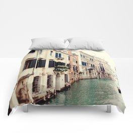 Venetian Canal Comforters