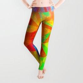 Crystallized colors Leggings