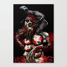 ROTMOUTH Canvas Print