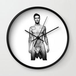 Adam levine Wall Clock