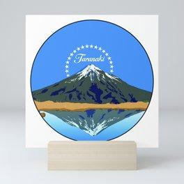 Taranaki Mini Art Print