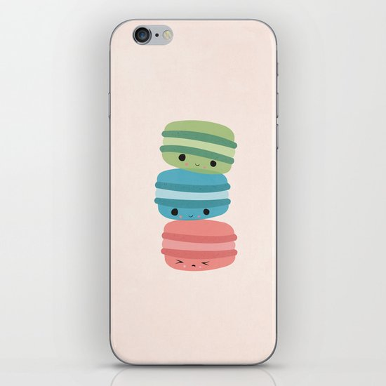 Three's Company iPhone & iPod Skin