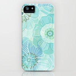 Hooray Blue! iPhone Case