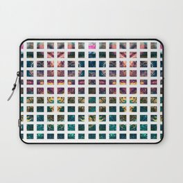 Square Repeat Laptop Sleeve