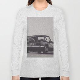Supercar details, british triumph spitfire, black & white, high quality fine art print, classic car Long Sleeve T-shirt