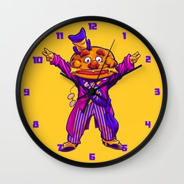 DON'T BLAME ME... Wall Clock