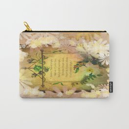 Love Poem Carry-All Pouch