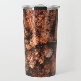 autumn forest Travel Mug