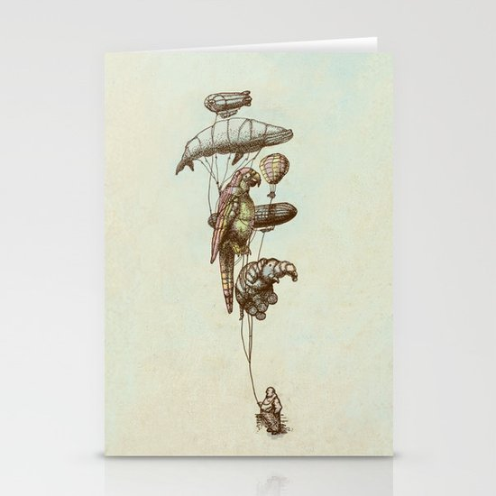A Day at The Fair  Stationery Cards
