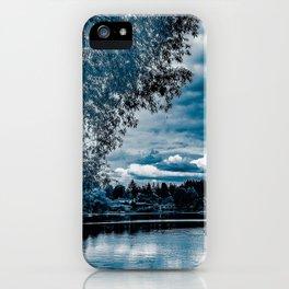 Edge of Paradise iPhone Case