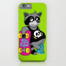 Really Radical Raccoon Slim Case iPhone 6s