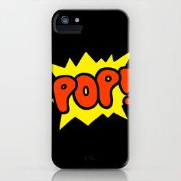 'Pop!' Explosion iPhone Case