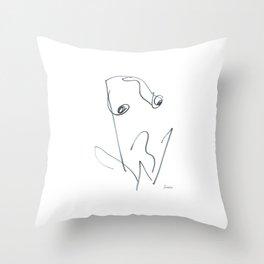 Demeter Moji d7 3-2 w Throw Pillow