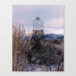 Sierra Nevada Morning Canvas Print