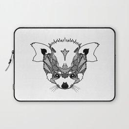 Fierce Red Panda Laptop Sleeve