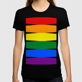 Love is Love 626 - LGBT Gay Flag T-shirt
