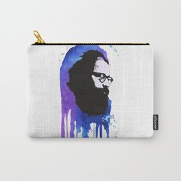 Allen Ginsberg Carry-All Pouch