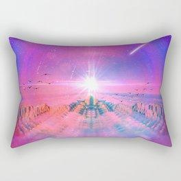 Lavender Lemonade_ Rectangular Pillow