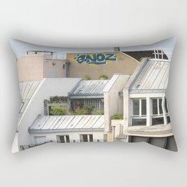 Rooftops of Paris 1 Rectangular Pillow