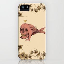 Tinkerfish iPhone Case