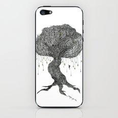 Girl In Tree iPhone & iPod Skin