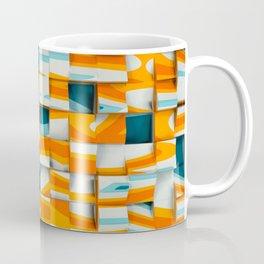 Cubes Coffee Mug