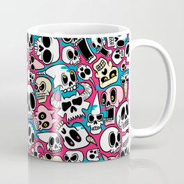 Skullz Coffee Mug
