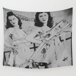 Pliers Wall Tapestry