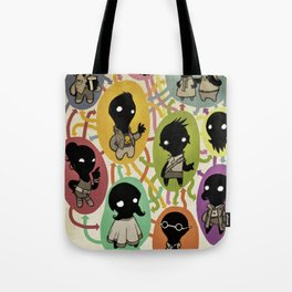 0.6 Degrees of Separation Tote Bag
