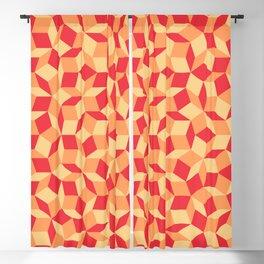 Penrose tiling II Blackout Curtain
