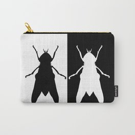 Flies Carry-All Pouch