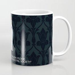 The Final Problem - Mycroft Holmes Coffee Mug