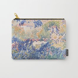 Garden at Saint-Clair Carry-All Pouch