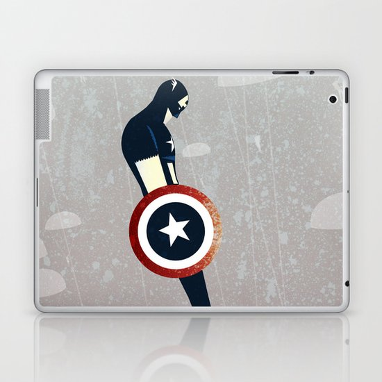 Freedom Fall Laptop & iPad Skin