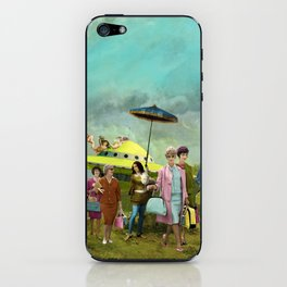 """Detour"" iPhone Skin"