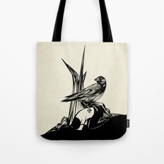 Crows must never win Tote Bag