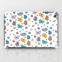 kittens iPad Cases featuring Kittens by Plushedelica