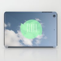 cloud iPad Cases featuring CLOUD by Jackson Todd