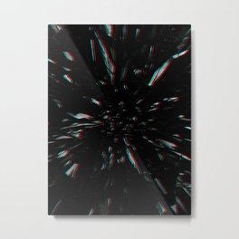 Into the galaxy Metal Print